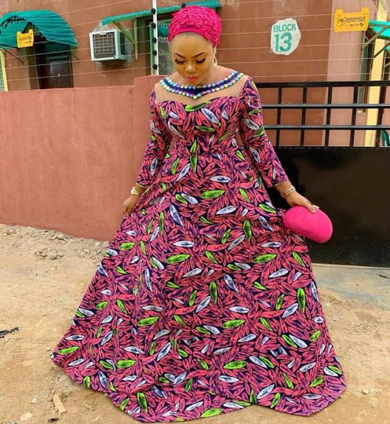 2019 traditional dresses designs